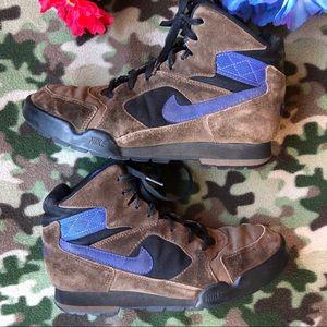 Vintage Nike Hiking Boots